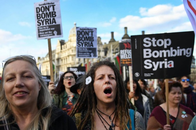 Siria: Fuera los imperialismos