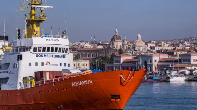 Bienvenidos los refugiados en Valencia