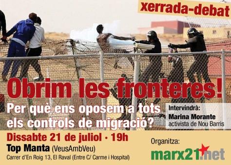 Cartell_Xerrada_Controls_immigració_21-07-18