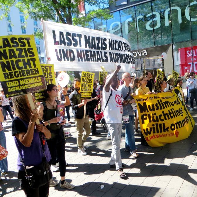 Declaración de la Corriente Socialismo Internacional (IST) sobre el auge racista en Europa