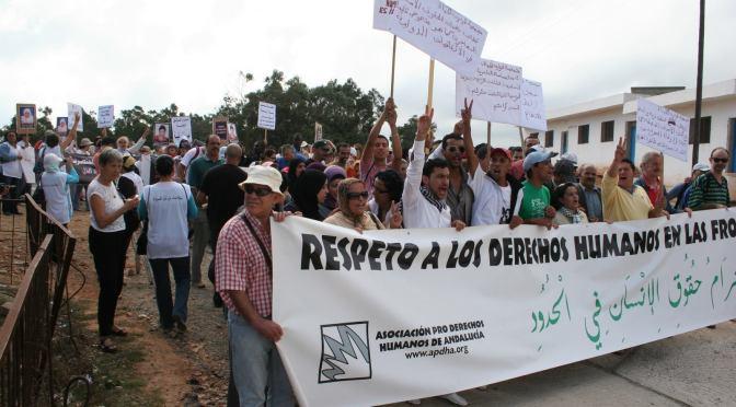 #ObrimFronteres! Xerrada-debat: Per què ens oposem a tots els controls de migració? Sant Feliu de Guíxols, 14-S