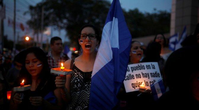 Apunts sobre #SOSNicaragua