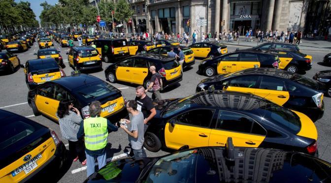 """Entrevista a Zaher Zenjli: """"El taxi estará ahí siempre con la ciudad y su gente"""""""