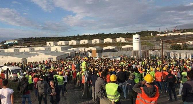Huelga de masas en Turquía desafía la represión estatal