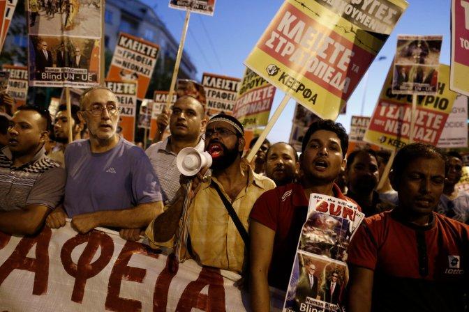Entrevista a un antifascista de Grecia: ¿Cómo podemos revertir la agenda racista?