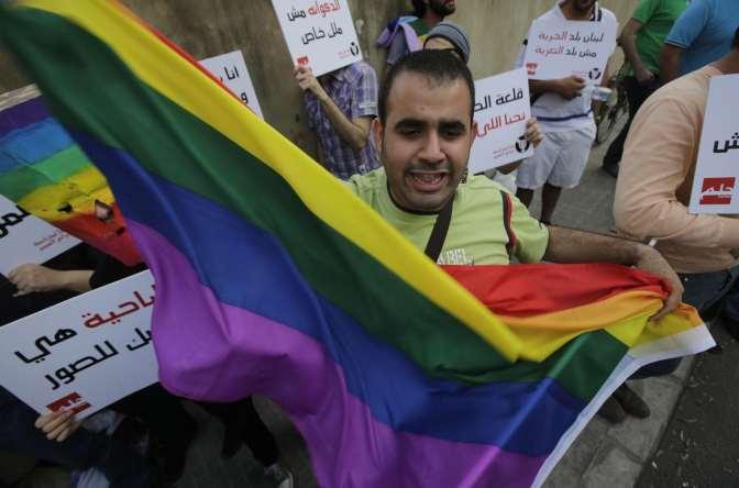 L'alliberament gai a l'Orient Mitjà