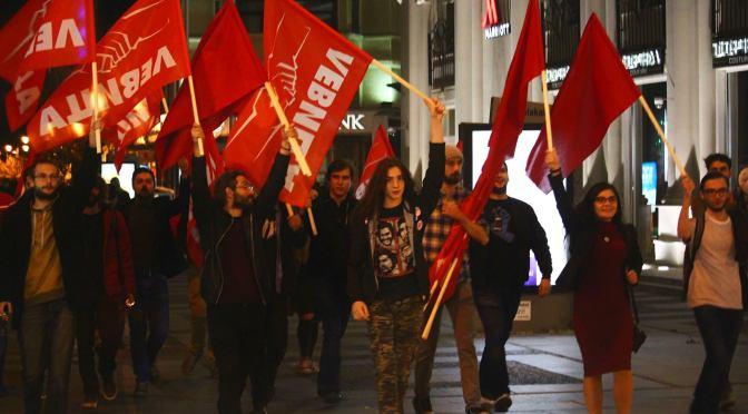 Macedonia: Un golpe en la cara para la OTAN