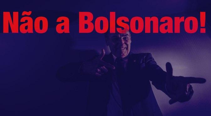 Hay que parar a Bolsonaro, hay que estar en las calles