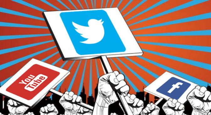 Internet: campo de batalla de la extrema derecha