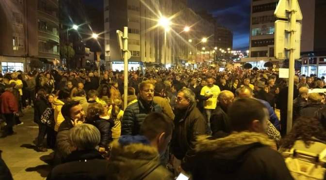 Avilés: #AlcoaNoSeCierra
