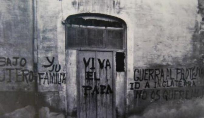 """Protestantismo en el Estado español: """"soy marxista porque soy cristiano"""""""