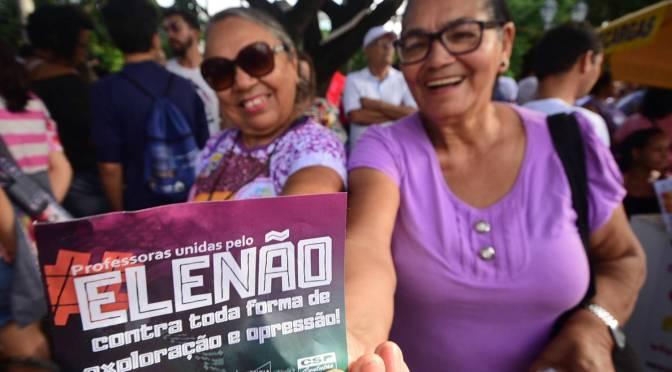 Brasil: es preciso estar atentas y fuertes
