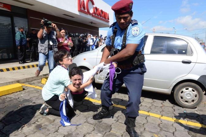 Xerrada-debat: #SOSNicaragua: Solidaritat amb la lluita popular. Sant Feliu de Guíxols, 17-N