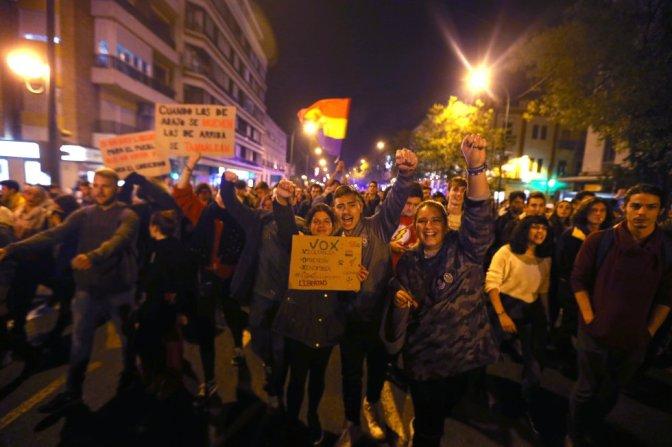 Unidad contra la extrema derecha en Andalucía