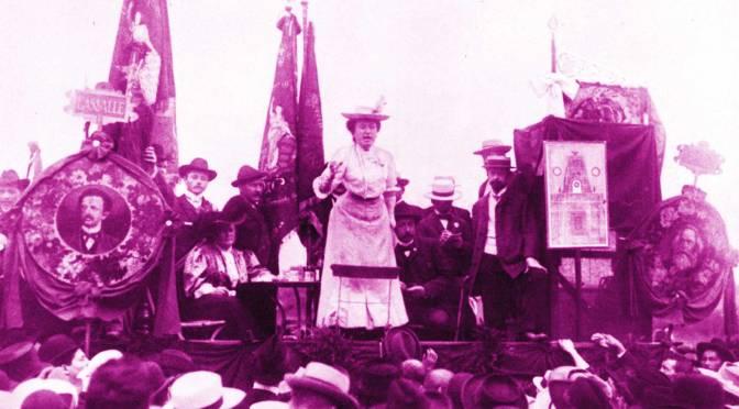 Rosa Luxemburg i la revolució alemanya