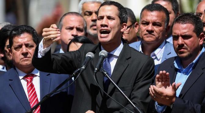 No al cop d'estat a Veneçuela: per la resistència des de baix