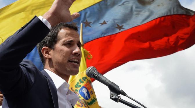 No al golpe de estado en Venezuela: por la resistencia desde abajo