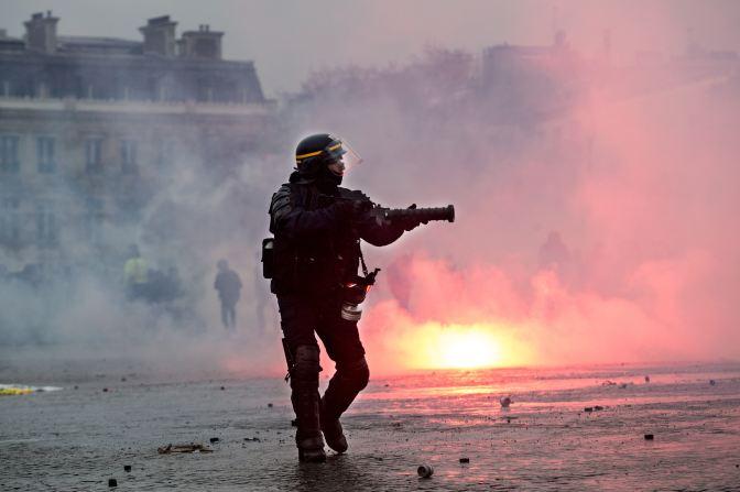 Amenaza sobre el derecho de manifestación