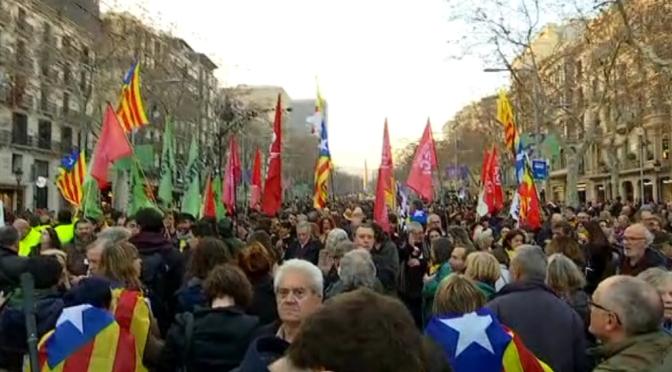 #21F: Una gran jornada de lluita, un reflex de mancances del moviment