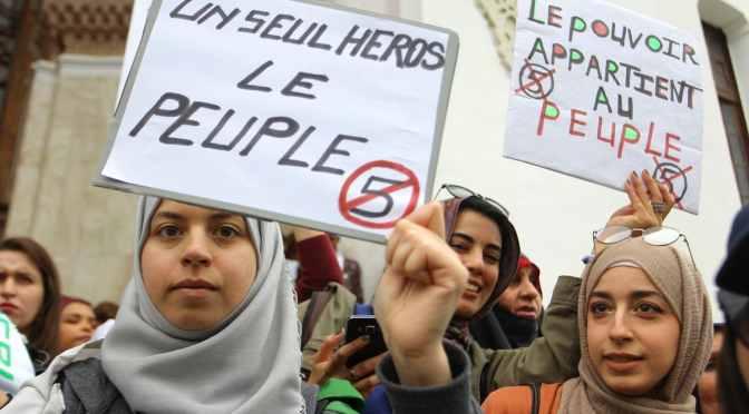 Argelia 2019: ¿Revuelta o Revolución?