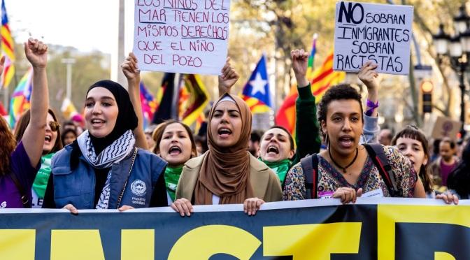 Un mundo contra el racismo y el fascismo: #WorldAgainstRacism