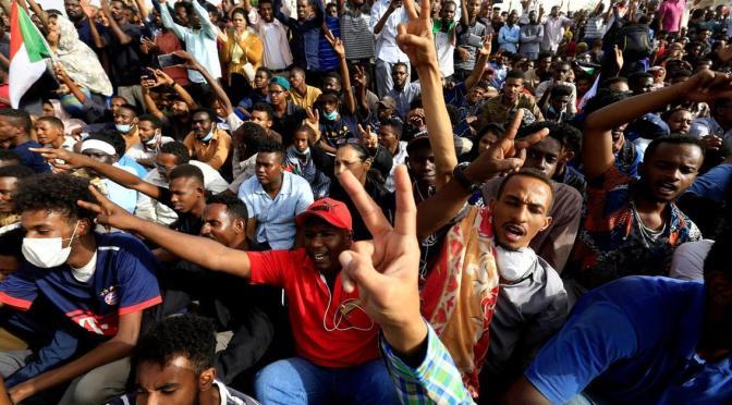 El fantasma de la revolución ha vuelto a Oriente Próximo y África