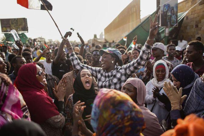 Sudán: la gente común puede dirigir la sociedad
