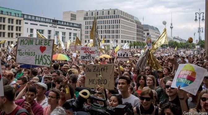 Alemania aprueba leyes para facilitar la expulsión de gente refugiada