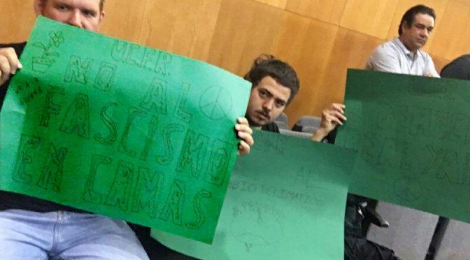 Camas, Sevilla: La lucha contra la ultraderecha sigue en las calles