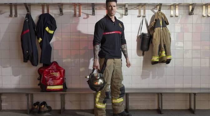 """""""Ojos que se niegan a ver"""": entrevista al bombero, Miguel Roldán"""