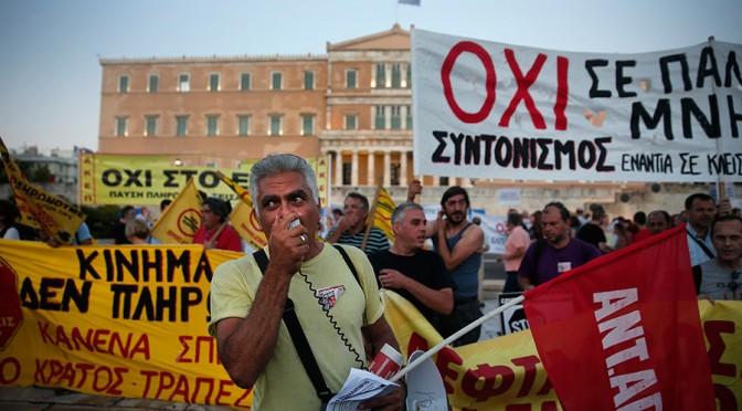 La derrota de Syriza en las elecciones griegas es una lección crucial para la izquierda