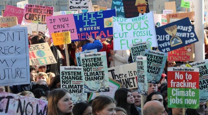 Cambio climático: ¿somos demasiadas personas?