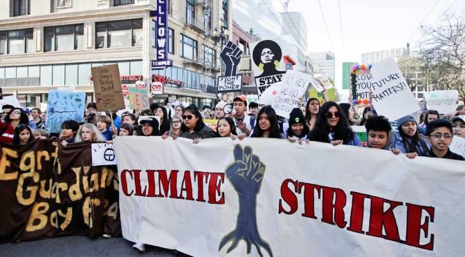 27S: huelga por el clima