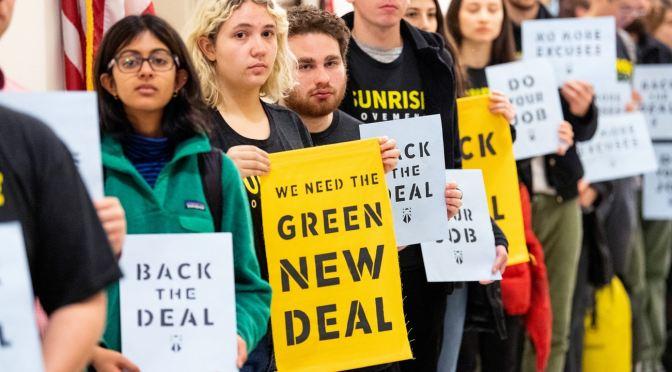 Ecosocialismo y la estrategia de transición justa