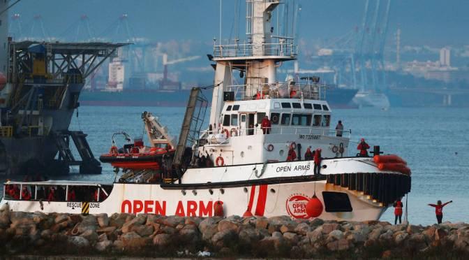 Situación crítica en el Mediterráneo: Abramos las fronteras