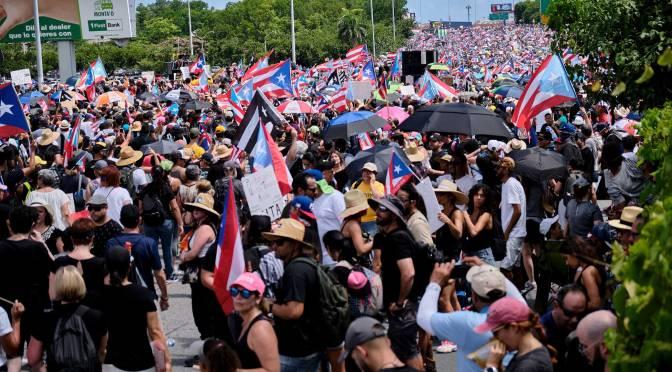 Puerto Rico nos muestra cómo ganar