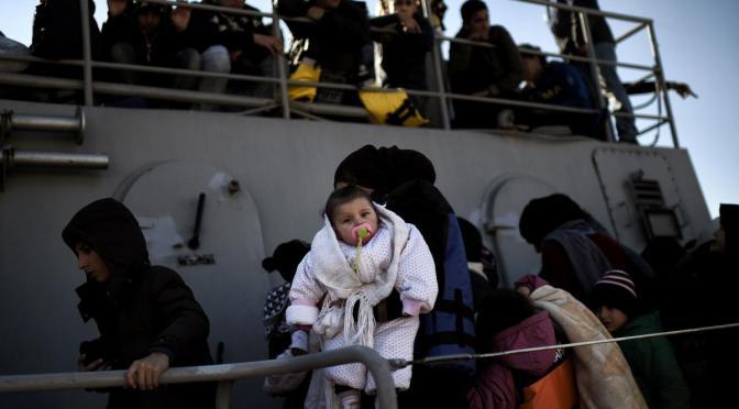 Situació crítica a la Mediterrània: Obrim les fronteres