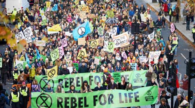 Crisis climática: hace falta un movimiento más amplio