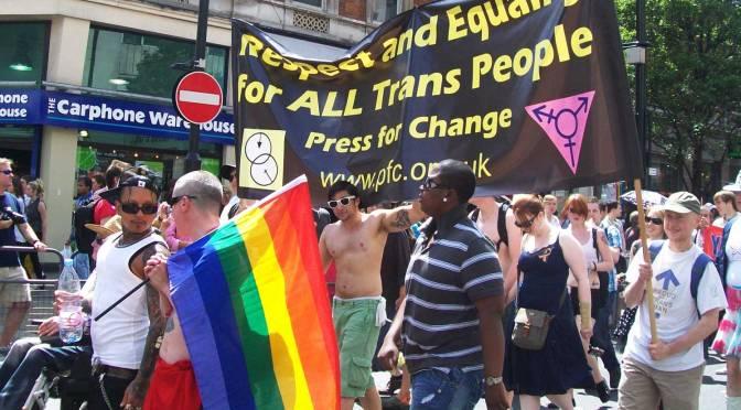 La guerra contra las personas trans