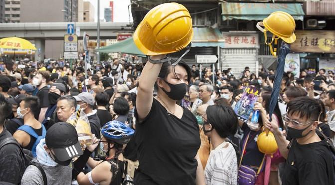 """Hong Kong: """"No hay progreso sin un cambio real del sistema"""""""