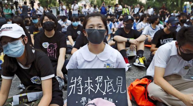 Hong Kong: las tácticas a debate