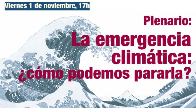 [Vídeo] La emergencia climática: ¿cómo podemos pararla?