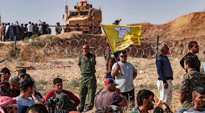 Siria y Rojava: paremos las masacres