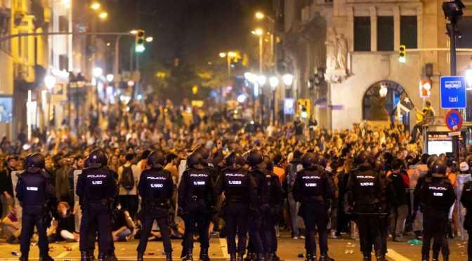 La #SentènciaProcés es un ataque a la democracia