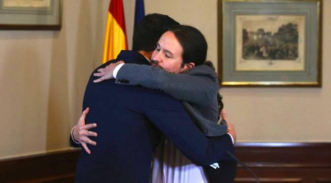 Acuerdo PSOE-Unidas Podemos: ni sectarismo, ni ilusiones