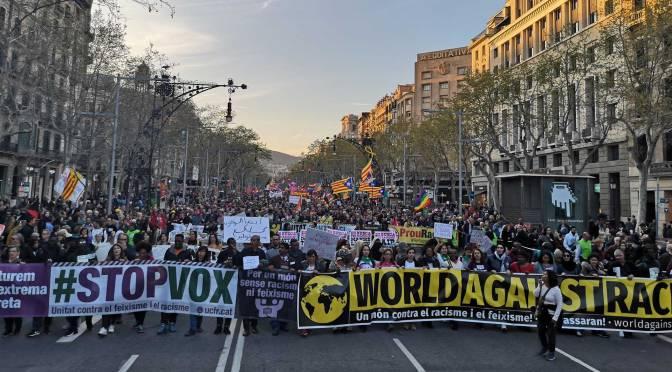 Nuevas elecciones: #StopVox10N