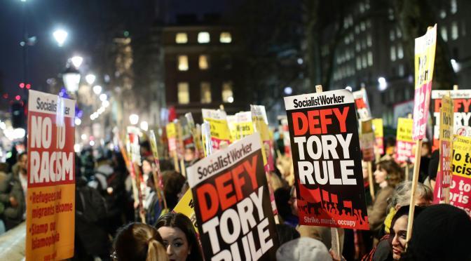 Reino Unido: Tras las elecciones, seguir luchando contra el gobierno conservador