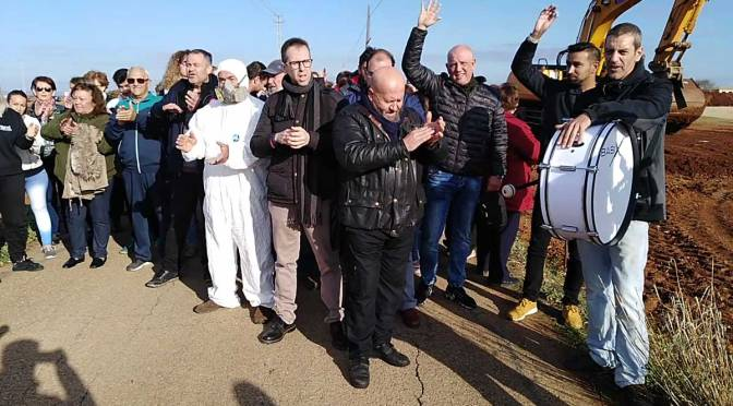 Nuevos pozos de gas en Andalucía: una oportunidad para relanzar las luchas