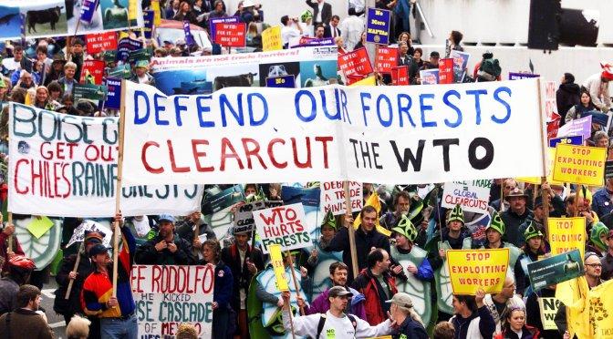 Veinte años de la gran revuelta anticapitalista de Seattle