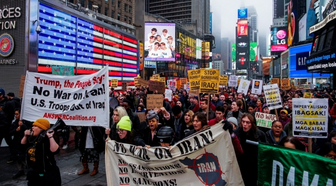 No a la guerra, sí a la lluita popular